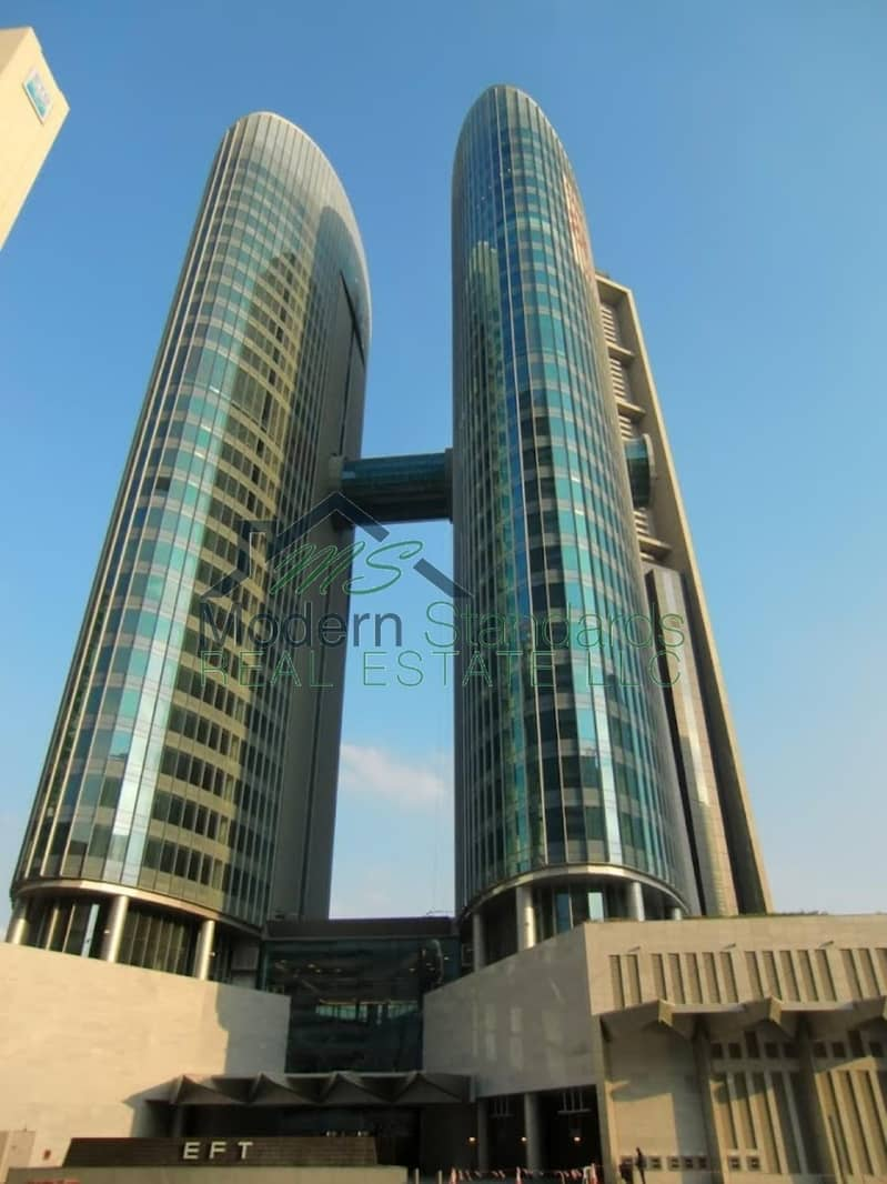 19 Fully Furnished Office | Emirates Financial Tower DIFC
