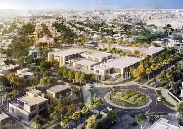 Residential land for sale in Al Shamkha city