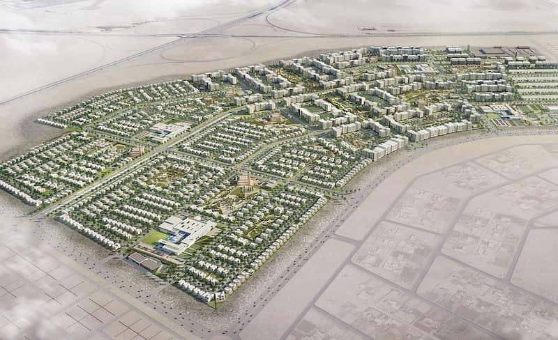 8 first phase Abu Dhabi