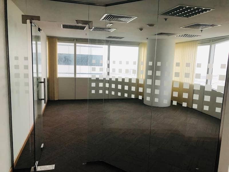 45 Offices | Multiple Sizes | Nassima I near Metro