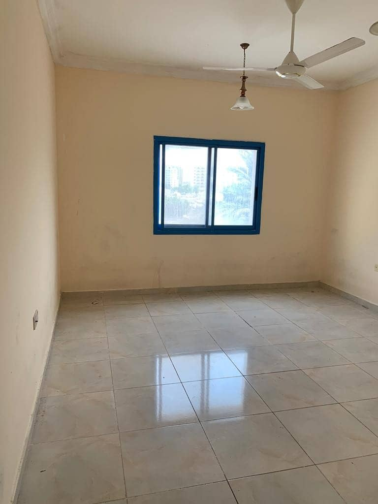 BEST OFFER !! STUDIO FOR RENT IN 12 CHEQUES AL RASHIDIYA 2 JUST OPPOSITE FALCON TOWER