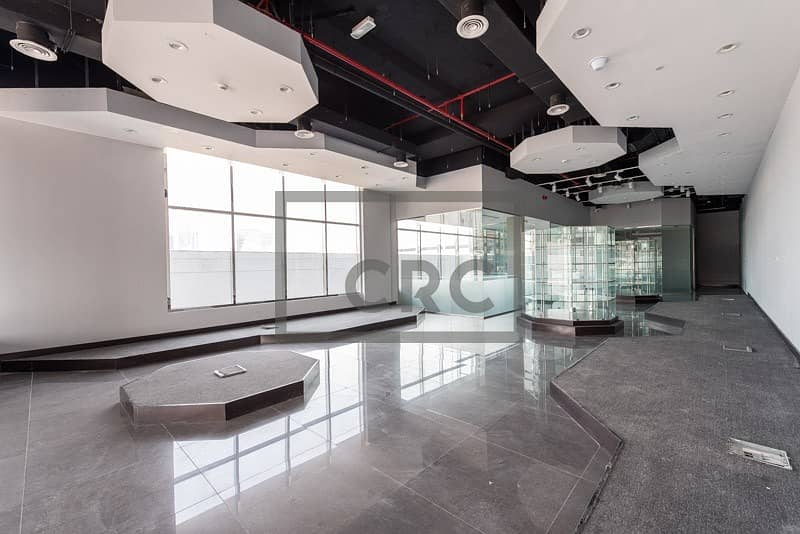 Fully Fitted Showroom | Great Visibility | Dubai Int'l Airport