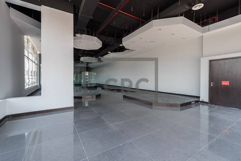 2 Fully Fitted Showroom | Great Visibility | Dubai Int'l Airport