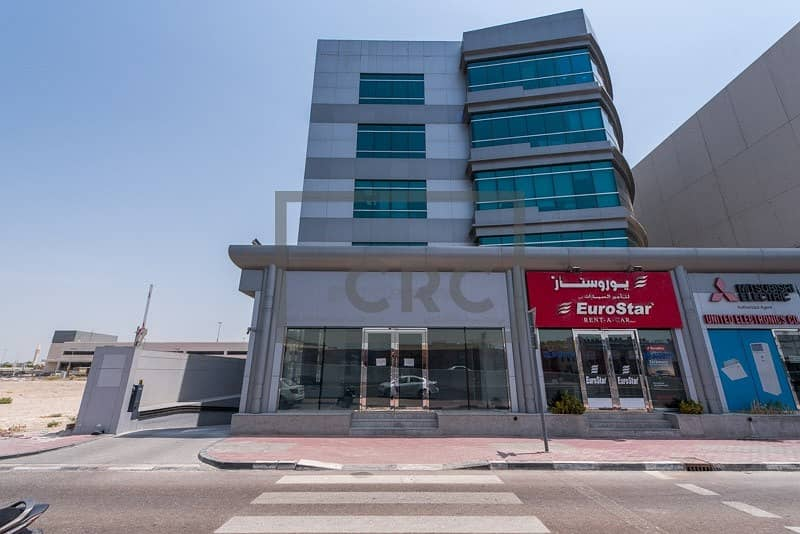 14 Fully Fitted Showroom | Great Visibility | Dubai Int'l Airport
