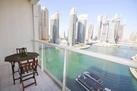 Stunning Full Dubai Marina View | One Bed Apartment