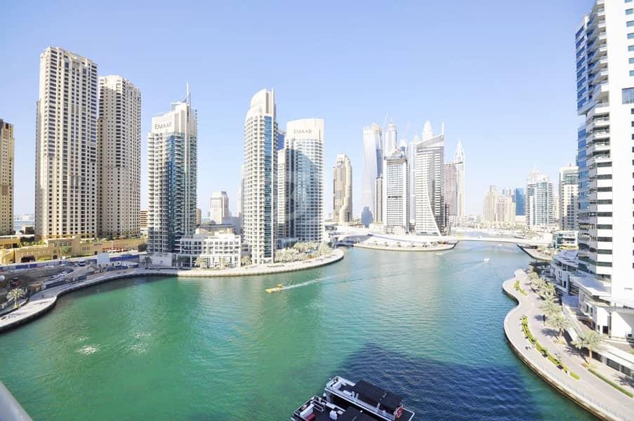 2 Stunning Full Dubai Marina View | One Bed Apartment