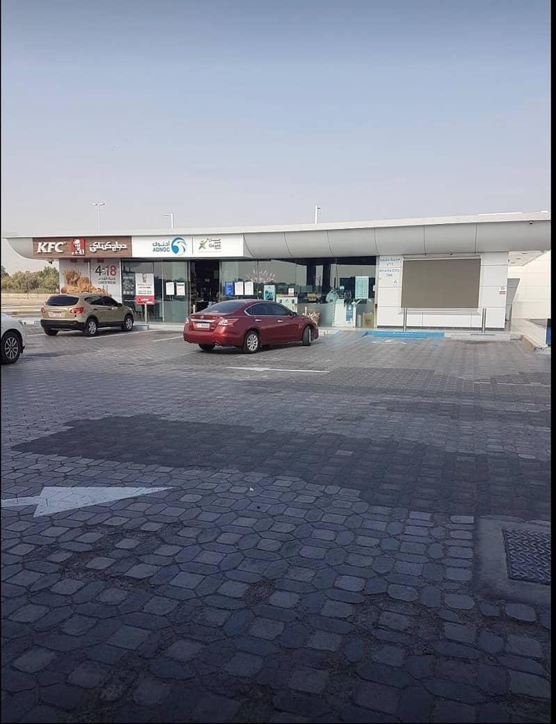 7  Khalifa city a great location
