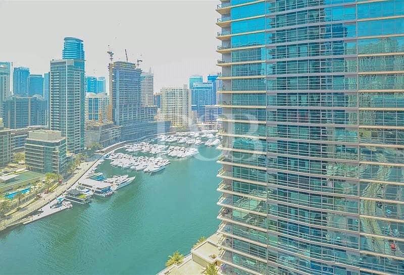 2 Partial Marina Views | Large Layout 1 BR