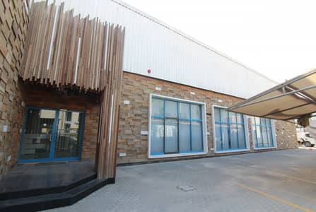 Warehouse for Rent in Jebel Ali, Dubai - COMMERCIAL SPACE FOR LOGISTIC/FACTORY 960 KW