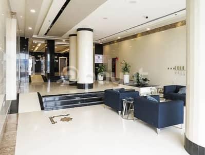 فلیٹ 1 غرفة نوم للبيع في البستان، عجمان - شقة في أبراج أورينت البستان 1 غرف 379000 درهم - 4714899