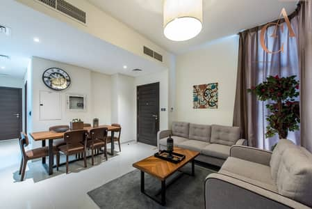 3 Bedroom Townhouse for Rent in Akoya Oxygen, Dubai - Fully Furnished | Brand New | Best Priced