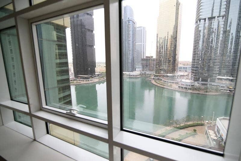 شقة في برج ليك سيتي أبراج بحيرات الجميرا 1 غرف 43000 درهم - 4275748