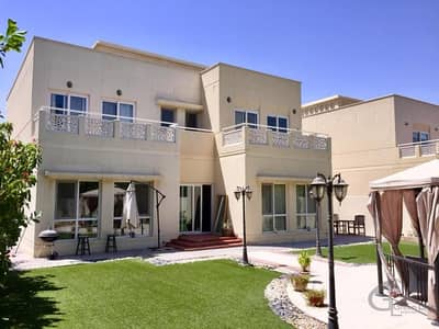 5 Bedroom Villa for Sale in The Meadows, Dubai - Large 5 Bedroom Villa Type 7 in Meadows 9 Emirates Living