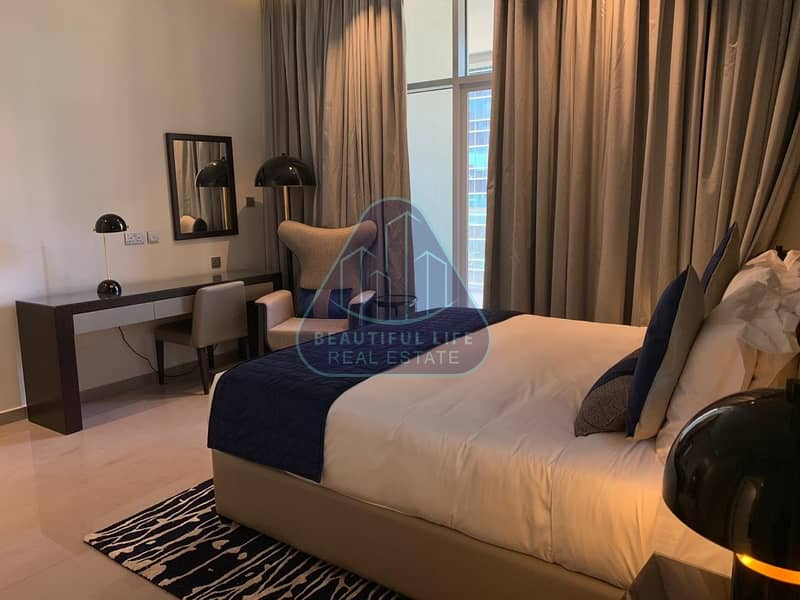 2  Wifi Free Fully Furnished 1 Bedroom in Business Bay
