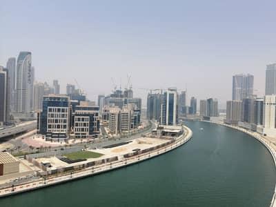 1 Bedroom Flat for Rent in Business Bay, Dubai - Corner Unit | 1 BHK | Mayfair Residency