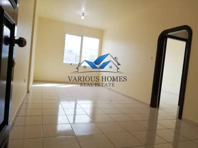 Bright Clean Well Maintained 01 BHK APT at Al Nahyan Opp Bus Station plus Easy Parking
