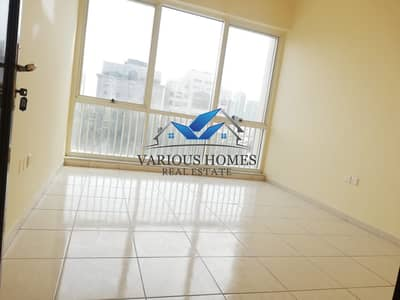 1 Bedroom Flat for Rent in Al Nahyan, Abu Dhabi - Bright Clean Well Maintained 01 BHK APT at Al Nahyan Opp Bus Station plus Easy Parking