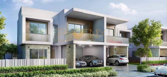 تاون هاوس 4 غرف نوم للبيع في جزيرة ياس، أبوظبي - Brand New 4 Bedroom Duplex For Sale  in Yas Acres with mind-blowing Amenities