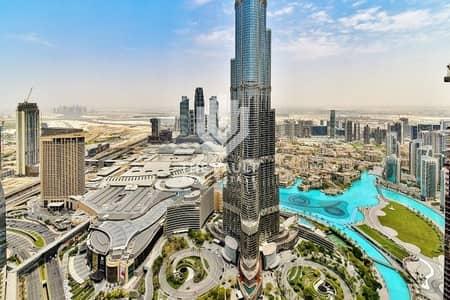 بنتهاوس 4 غرف نوم للبيع في وسط مدينة دبي، دبي - Luxurious Breathtaking Penthouse | Best Views