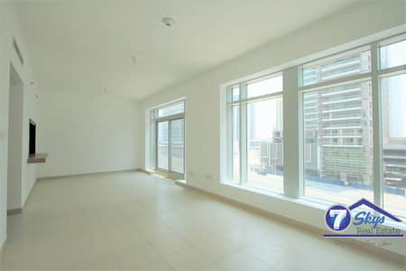 Studio for Rent in Downtown Dubai, Dubai - Spacious Unfurnished Studio For Rent I Reduced Price