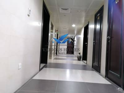 1 Bedroom Apartment for Rent in Al Mushrif, Abu Dhabi - Brand New 01 BHK with Car Parking at Muroor Road