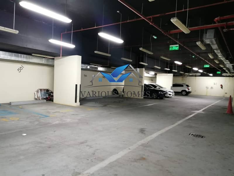 11 Brand New 01 BHK with Car Parking at Muroor Road