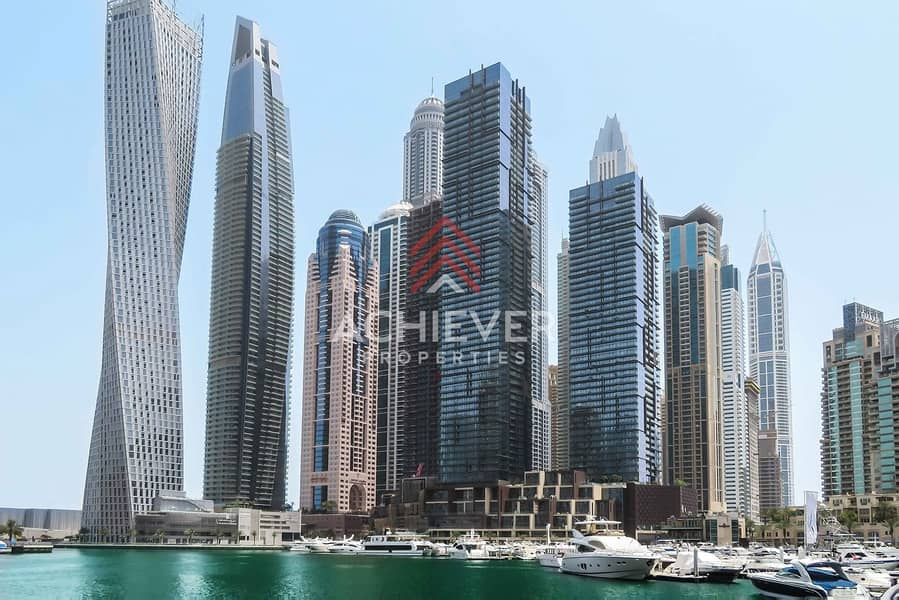 11 Full Marina View | High floor | Fully Furnished