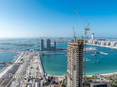 3 Bedroom Villa for Sale in Dubai Harbour, Dubai - Podium Villa | Flexible Payment Plan | Sea View