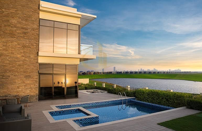 Type V5 Pelham Villa with Private Garden and Pool