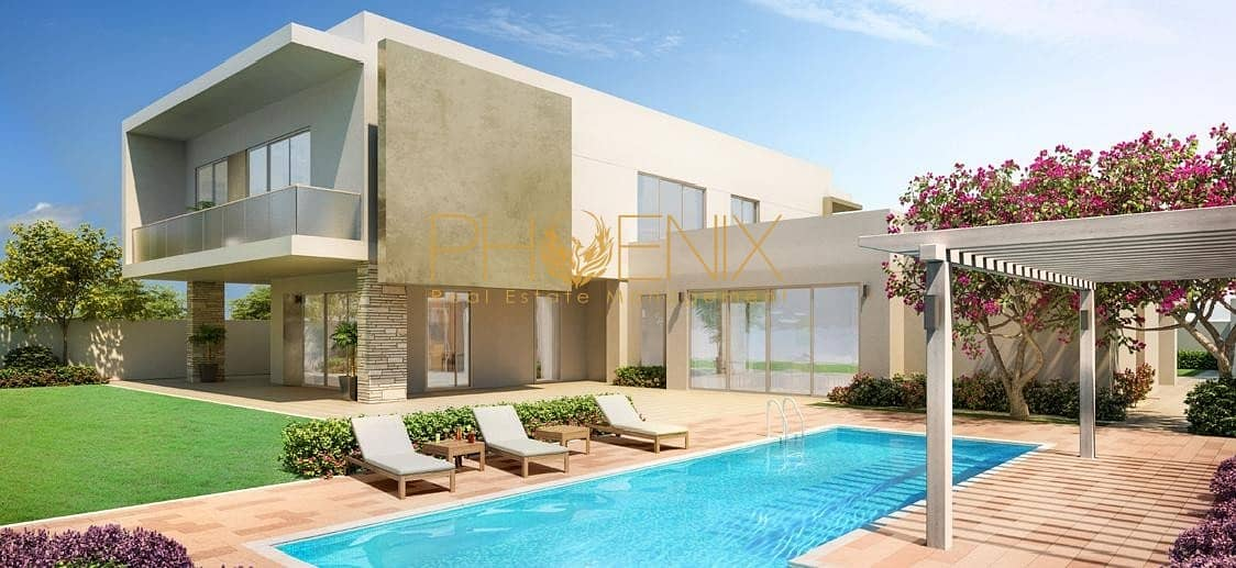 14 Amazing 6 Bedroom Villa | Huge Layout | Vibrant and Amazing Ambiance
