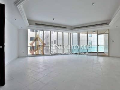 3 Bedroom Flat for Rent in Corniche Road, Abu Dhabi - Stunning 3BR Duplex Apartment + Maids Room, Corniche!