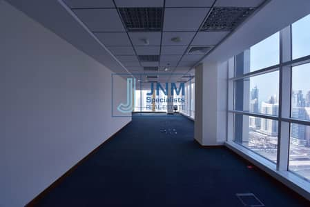 Office for Sale in Jumeirah Lake Towers (JLT), Dubai - Investors Deal! Fitted office in Reef Tower