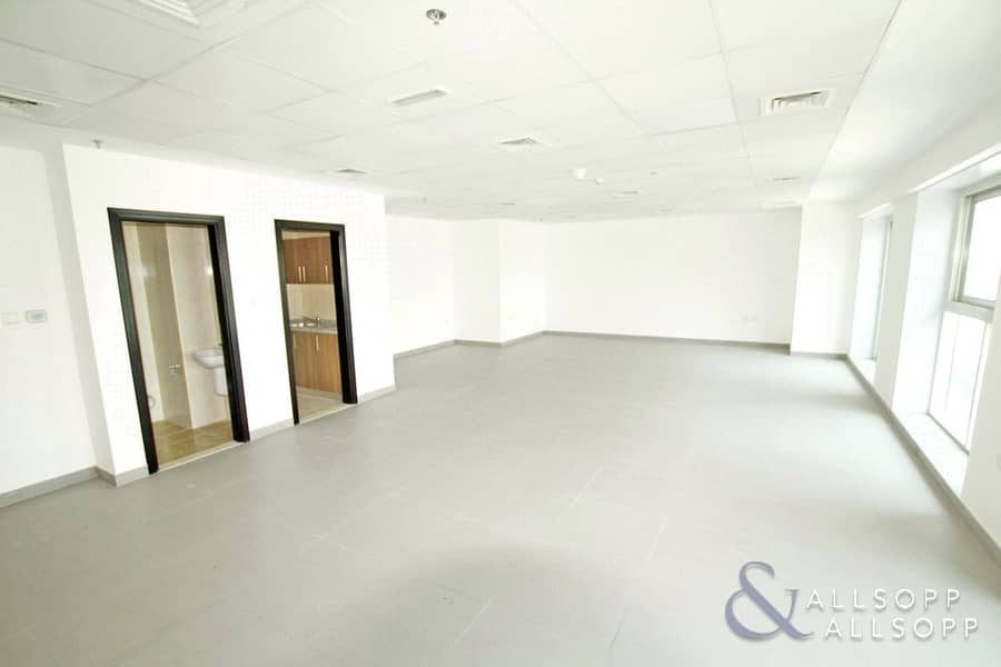2 Brand New Office | Fully Fitted | Balcony