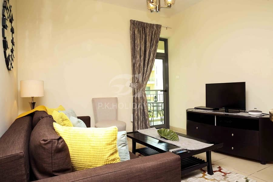 Refurbished   Homely 1 Bed Apt   The Views