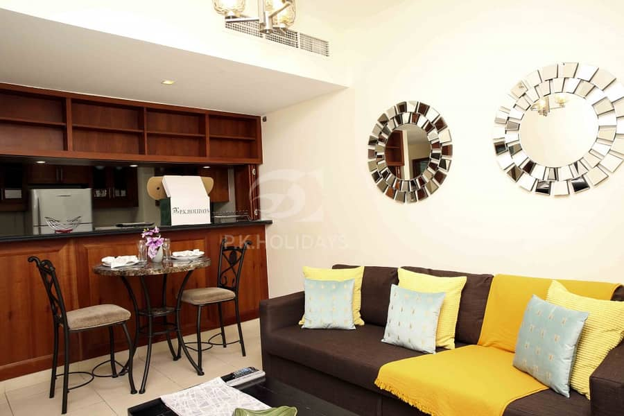 2 Refurbished   Homely 1 Bed Apt   The Views