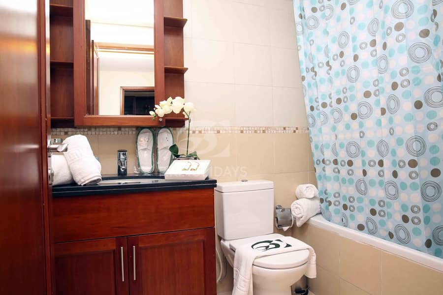 11 Refurbished   Homely 1 Bed Apt   The Views