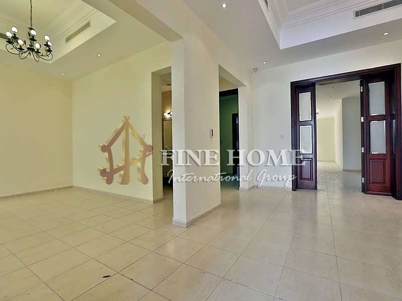 2 Awesomely Spaced 5BR Villa in Al Maqtaa Area !