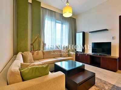 1 Bedroom Apartment for Rent in Al Muroor, Abu Dhabi - No Commission! Elegantly Furnished 1BR Apartment !