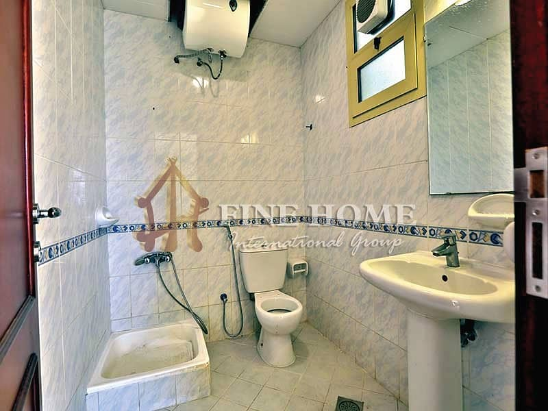 43 Awesomely Spaced 5BR Villa in Al Maqtaa Area !