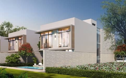 فیلا 4 غرف نوم للايجار في مدينة محمد بن راشد، دبي - Elegant|GARDENIA VILLA|4BD+Maid+Lap Pool+Terrace Access|Ready|No Commission|Call Now