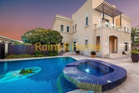 5 Bedroom Villa for Rent in Emirates Hills, Dubai - Spacious | Lake View Villa | Prime Location