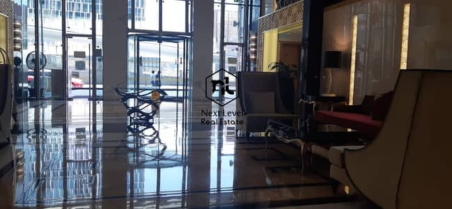 2 Bedroom Hotel Apartment for Rent in Downtown Dubai, Dubai - hotel apartment 2 bedroom with laundry .balcony  1 to 04 cheques