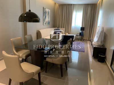 3 Bedroom Flat for Rent in Business Bay, Dubai - Fully Furnished | Brand New | With Balcony