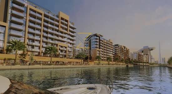 Hot Deal SHOPS / High ROI / Canal Views - Azizi Shops