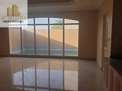 6 Bedroom Villa for Rent in Airport Street, Abu Dhabi - Renovated Villa   Private Pool   High-End Finishes