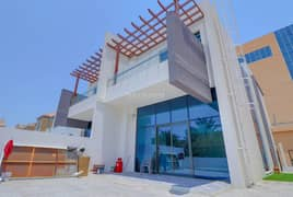 Best customized villa in JVC with high end finishing