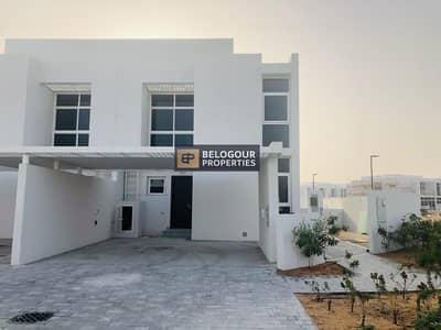 تاون هاوس 4 غرف نوم للايجار في مدن، دبي - Arabella 1 | End Unit | Semi Detached