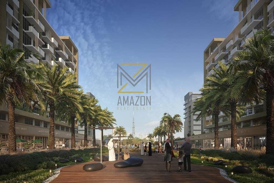 BRAND New Retail Shops / High ROI / Canal Views - Azizi Shops