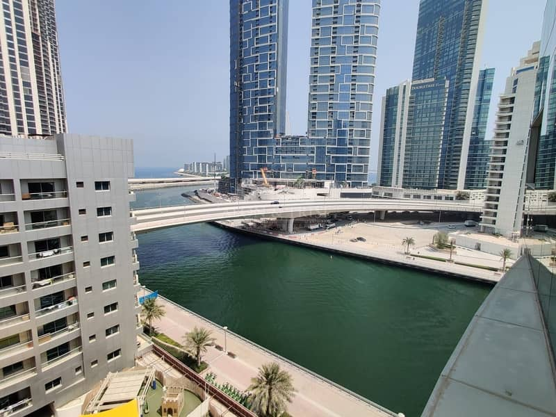 17 Spacious 1 bedroom for RENT I FULL CANAL VIEW