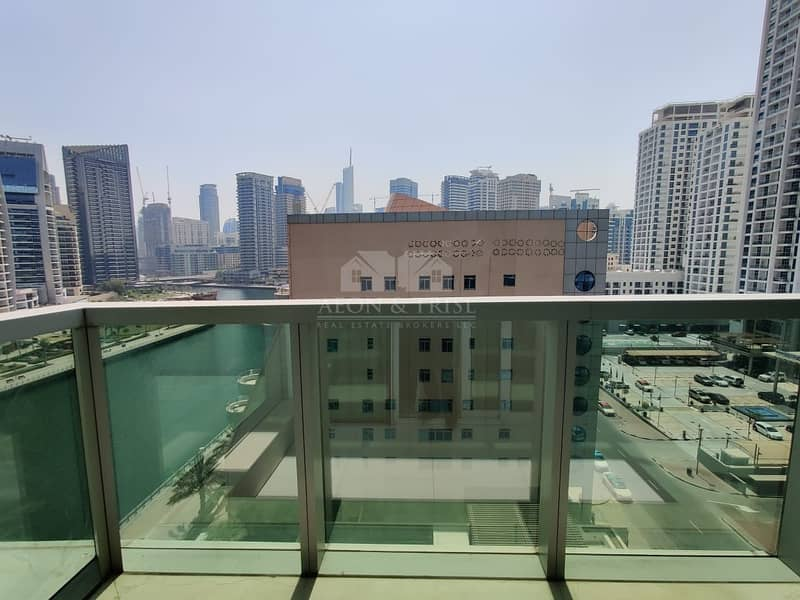 18 Spacious 1 bedroom for RENT I FULL CANAL VIEW